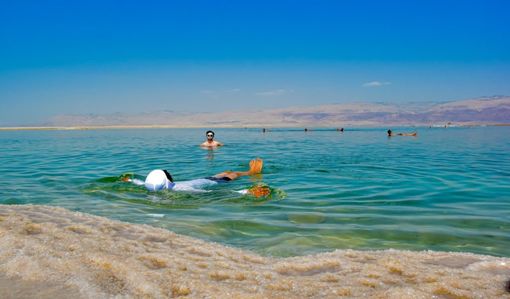 Dead Sea Floating Experience