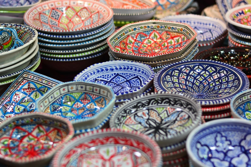 From Clothes to Kitchenware: Souq Jara in Amman