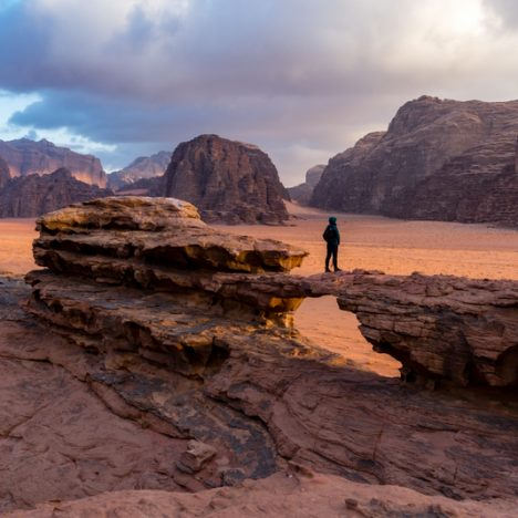 Visit Jordan for Hiking and Outdoor Adventures