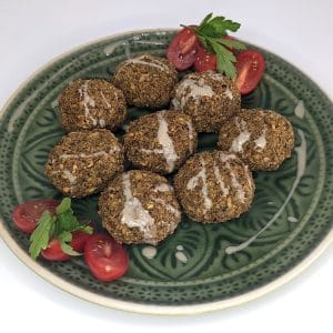 Authentic Middle Eastern Falafel Recipe